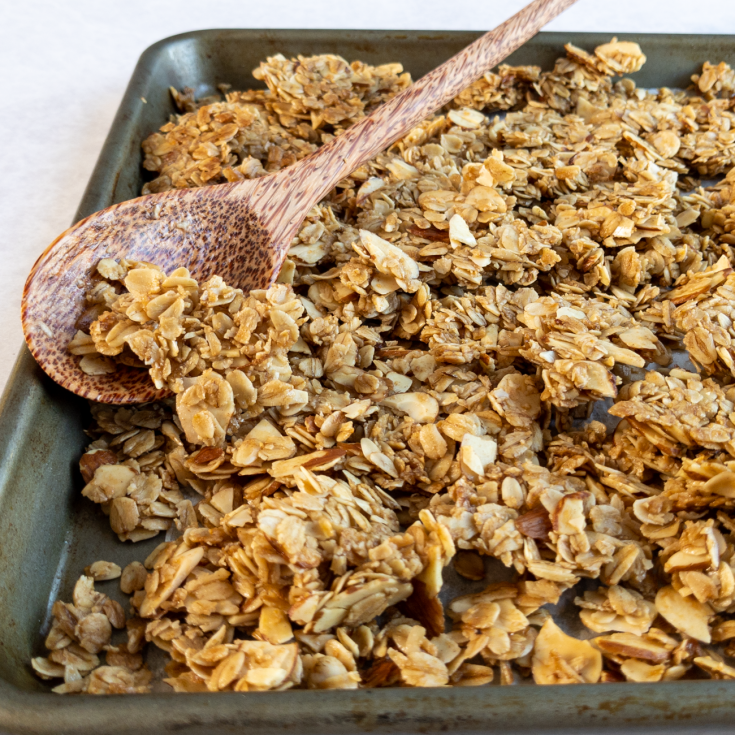 Healthy Vegan Granola